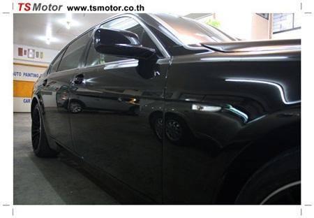 IMG 0013 [ซ่อมสี] BMW Series 7 ซ่อมเชื่อมกันชน และพ่นสี Body