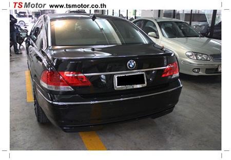 IMG 0015 [ซ่อมสี] BMW Series 7 ซ่อมเชื่อมกันชน และพ่นสี Body