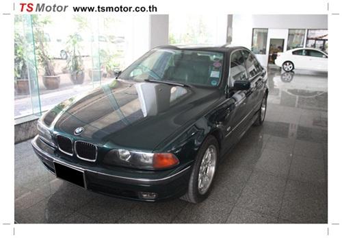IMG 9531 [เคลมทำสีรอบคัน] BMW Series 5