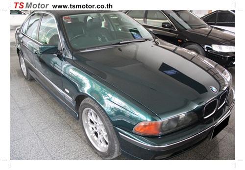 IMG 9534 [เคลมทำสีรอบคัน] BMW Series 5