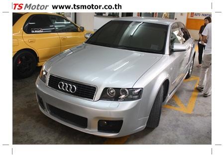 IMG 9834 [ทำสี] ชุดแต่งรอบคัน Audi A4