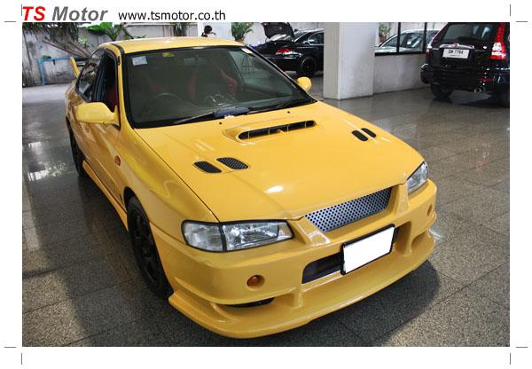 IMG 9990 [รถแต่ง] แรงกับ Subaru GC5 ทำสี 12V