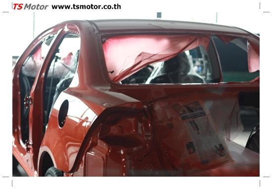 IMG 1321 [รถแต่ง] Mitsubishi Lancer EX เปลี่ยนสี ส้ม Orange Met Grow Evo 10