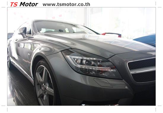 IMG 16981 [ซ่อมสีรถ] Mercedes Benz CLS250