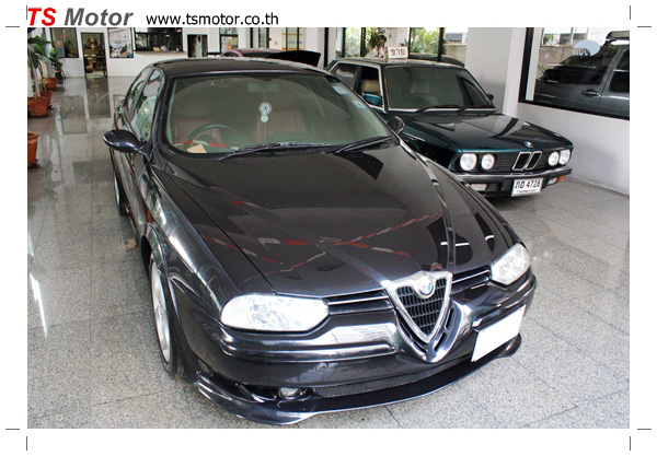 IMG 6733 [ทำสีรอบคัน] ALFA ROMEO 156