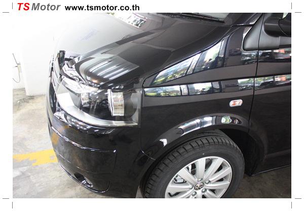 IMG 0354 ผลงานซ่อมสี VW Black Caravelle 2011 จากช่างประสปการณ์