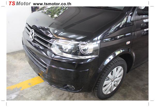 IMG 0355 ผลงานซ่อมสี VW Black Caravelle 2011 จากช่างประสปการณ์