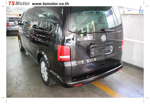 IMG 0358 ผลงานซ่อมสี VW Black Caravelle 2011 จากช่างประสปการณ์