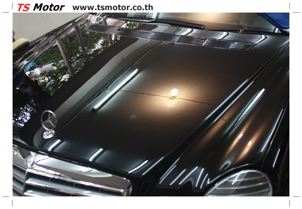 IMG 2159 Glass Coating กับ TS Motor: Mercedes Benz W211 Glass Coating Project