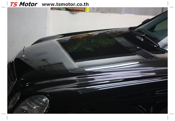 IMG 2182 Glass Coating กับ TS Motor: Mercedes Benz W211 Glass Coating Project