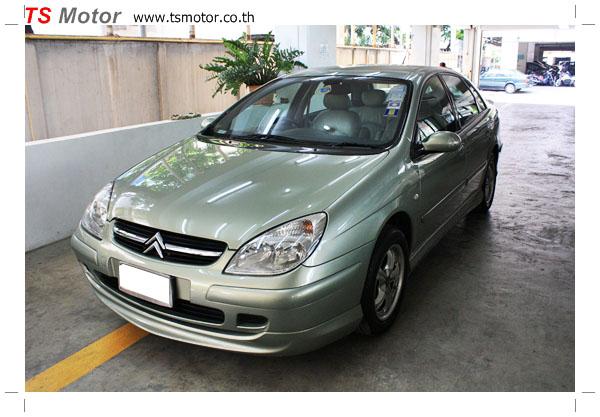 IMG 7215  Citroen C5 Paint Repair & Insurance Claim: TS Motor Auto Paint Garage (Bangkok)