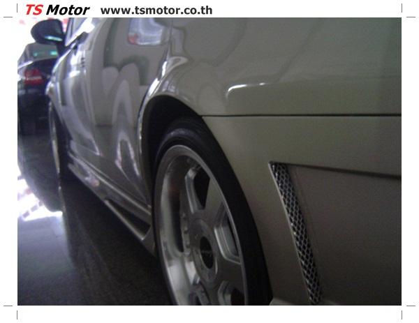 DSC00607 งานตีโป่งรถยนต์ Honda City สีบรอนซ์ทอง โปร่งหน้า โปร่งหลัง พร้อมโมกันชน