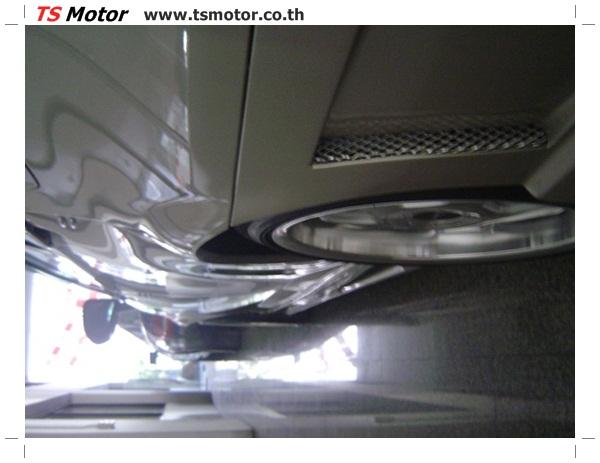 DSC00608 งานตีโป่งรถยนต์ Honda City สีบรอนซ์ทอง โปร่งหน้า โปร่งหลัง พร้อมโมกันชน