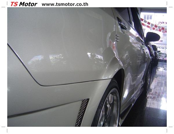 DSC00609 งานตีโป่งรถยนต์ Honda City สีบรอนซ์ทอง โปร่งหน้า โปร่งหลัง พร้อมโมกันชน