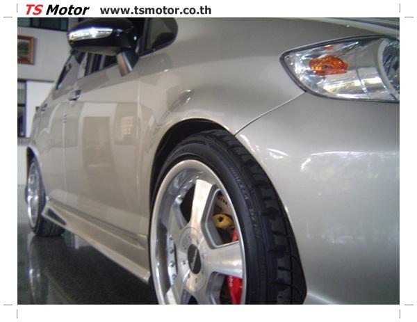 DSC00610 งานตีโป่งรถยนต์ Honda City สีบรอนซ์ทอง โปร่งหน้า โปร่งหลัง พร้อมโมกันชน