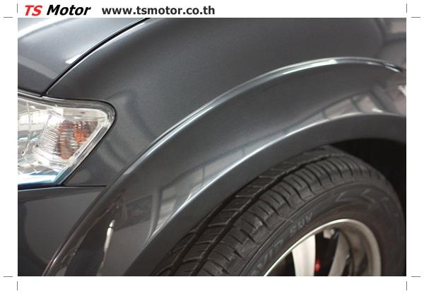 IMG 2111 งานซ่อมสีชิ้นส่วน Mitsubishi Pajero Sport สีเทาดำ โดยการ เคลมประกัน ศรีเมือง โดย TS Motor