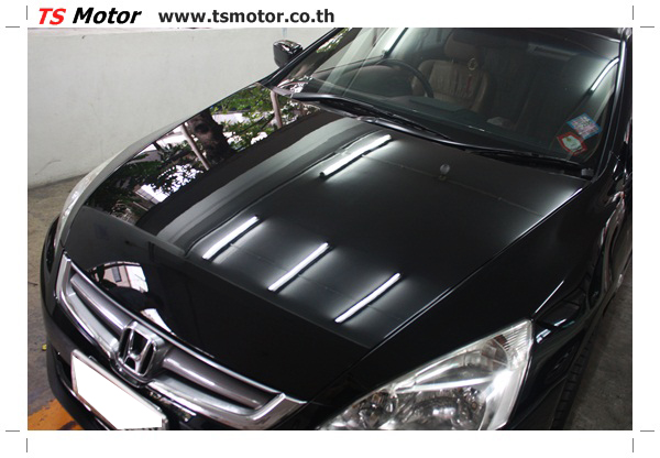IMG 2125 งานทำสีรถยนต์ Honda Accord G7 สีดำ รอบคัน