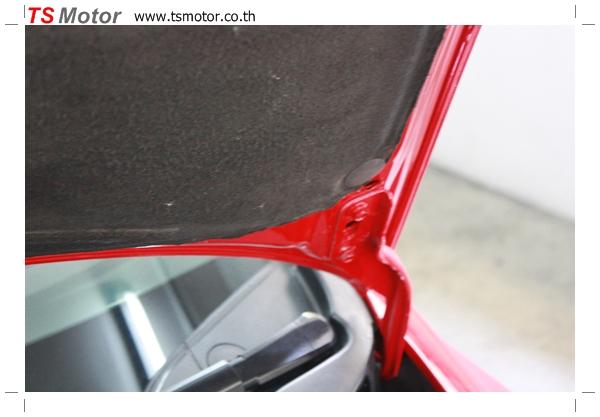 IMG 3983 TS Motor งานเปลี่ยนสีรถยนต์ Honda Civic FD สีแดง พร้อมเจาะแก้มลาย2 จัดกันแบบเต็มๆ Step 1 ถึงจบ