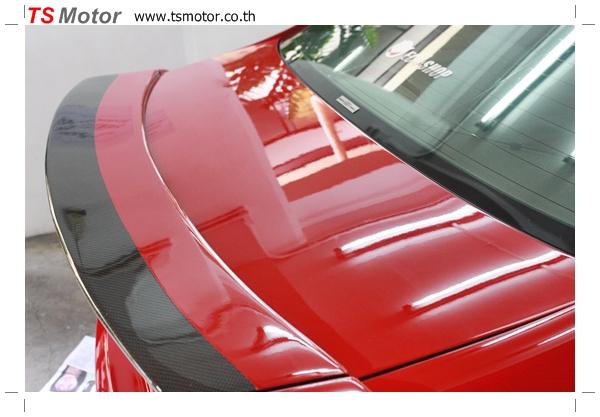 IMG 3994 TS Motor งานเปลี่ยนสีรถยนต์ Honda Civic FD สีแดง พร้อมเจาะแก้มลาย2 จัดกันแบบเต็มๆ Step 1 ถึงจบ