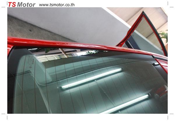 IMG 4006 TS Motor งานเปลี่ยนสีรถยนต์ Honda Civic FD สีแดง พร้อมเจาะแก้มลาย2 จัดกันแบบเต็มๆ Step 1 ถึงจบ