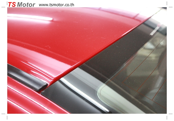 IMG 4010 TS Motor งานเปลี่ยนสีรถยนต์ Honda Civic FD สีแดง พร้อมเจาะแก้มลาย2 จัดกันแบบเต็มๆ Step 1 ถึงจบ