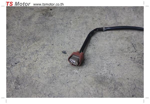 IMG 4978 อู่ ซ่อมสีรถยนต์ อู่ซ่อมสีรถ MAZDA 3  สีดำ โดย ศูนย์บริการ TS Motor เปลี่ยนกันชนหน้า อะไหล่