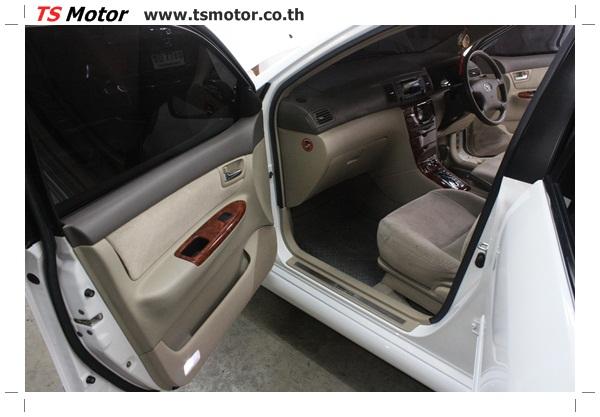 IMG 63964 อู่ซ่อมสี ศูนย์ซ่อมสี Toyota Altis  สีขาวมุก Zero Black เปลี่ยนสีรอบคัน ติดตั้งชุดแต่ง Levin โดย ศูนย์ซ่อมสีรถ TS Motor