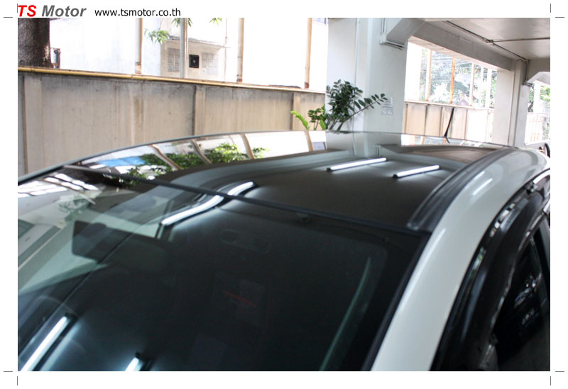 IMG 9580 งานเปลี่ยนหลังคาแก้ว Sunroof  Honda New Jazz พร้อมติดตั้งระบบไฟ โดย อู่ TS Motor