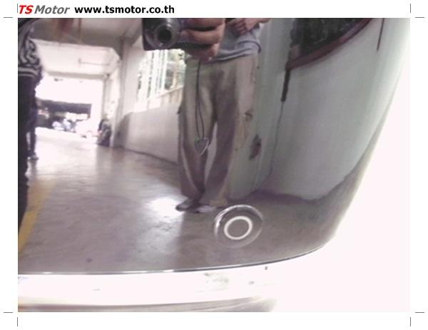 IMG 0353 อู่ซ่อมสี ศูนย์ซ่อมสี Nissan TEANA  สีดำ พ่นสี เปลี่ยนอะไหล่ กันชนหลัง โดยการ เคลมประกัน โดย TS Motor