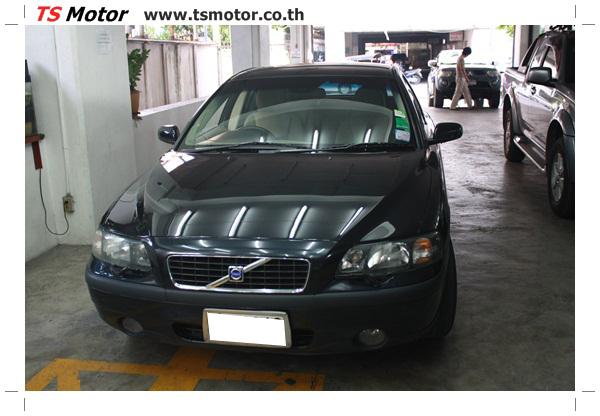 IMG 2669 ศูนย์บริการ เคลมพ่นสีรอบคัน วอลโว่ เอส 60 Volvo S60  สีดำ โดย ศูนย์ซ่อมสีรถ TS Motor ปทุมวัน