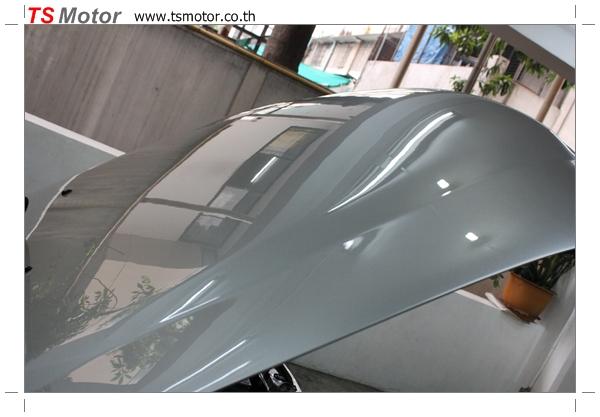 IMG 2839 งานซ่อมสีชิ้นส่วน Nissan Neo  สีบรอนซ์ โดยการ เคลมประกัน โดย TS Motor