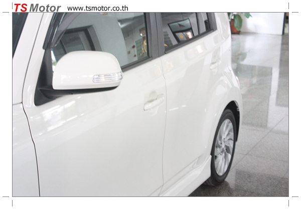 IMG 3825 อู่ซ่อมสี ศูนย์ซ่อมสี Toyota BB  สีขาว โดย ศูนย์ซ่อมสีรถ TS Motor