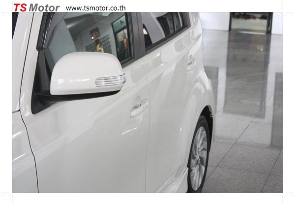 IMG 3832 อู่ซ่อมสี ศูนย์ซ่อมสี Toyota BB  สีขาว โดย ศูนย์ซ่อมสีรถ TS Motor