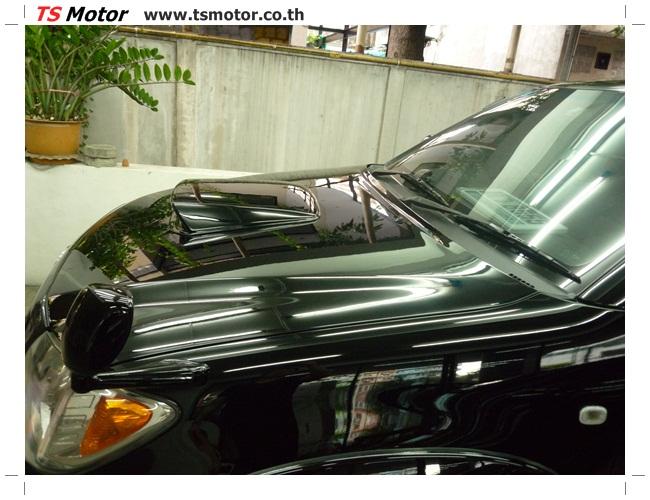 P1130140 อู่สี ซ่อมสี เปลี่ยนเฉดสีรอบคัน โตโยต้า วีโก้ Toyota VIGO  สีดำ zero black ศูนย์ซ่อมสีรถ ที เอส มอเตอร์