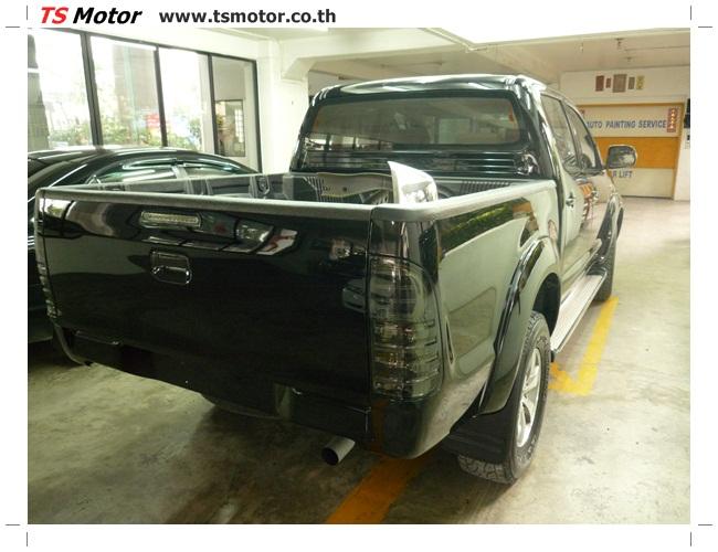 P1130143 อู่สี ซ่อมสี เปลี่ยนเฉดสีรอบคัน โตโยต้า วีโก้ Toyota VIGO  สีดำ zero black ศูนย์ซ่อมสีรถ ที เอส มอเตอร์