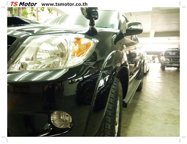 P1130155 อู่สี ซ่อมสี เปลี่ยนเฉดสีรอบคัน โตโยต้า วีโก้ Toyota VIGO  สีดำ zero black ศูนย์ซ่อมสีรถ ที เอส มอเตอร์