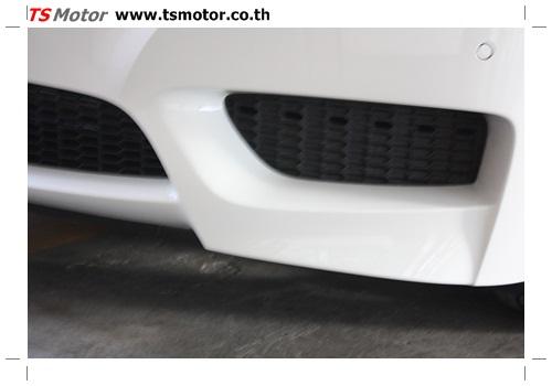 IMG 0351 BMW Z4 Repair front bumper quick service spot repair by TS MOTOR Car garage bangkok