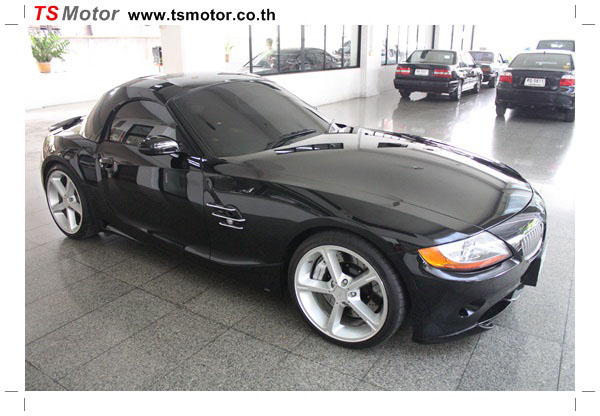 IMG 0360 BMW Z4 Repair front bumper and front skirt + Glass Coating by TS Motor Auto Painting Professional