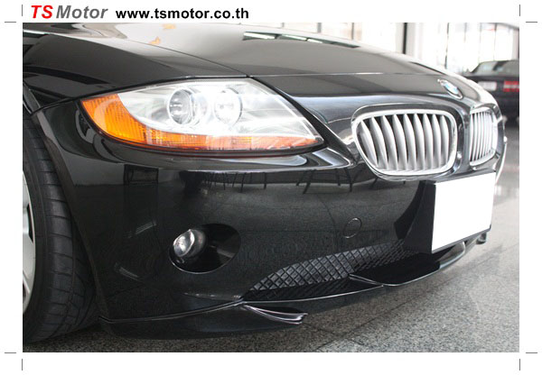 IMG 0369 BMW Z4 Repair front bumper and front skirt + Glass Coating by TS Motor Auto Painting Professional