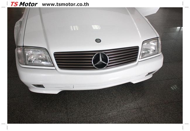 IMG 5021 Mercedes Benz SL500 Color Change