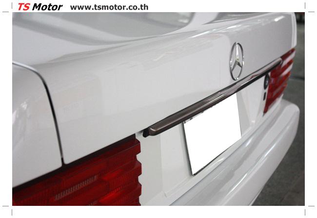 IMG 5025 Mercedes Benz SL500 Color Change
