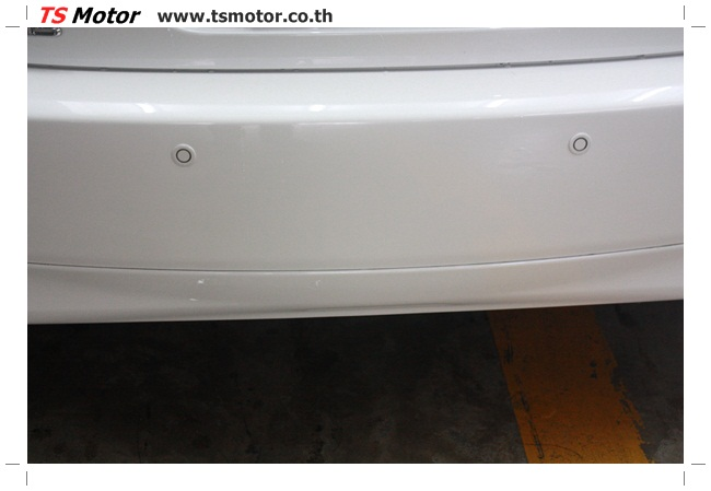 IMG 5064 งานซ่อมสี Lexus IS250 ขาวมุก