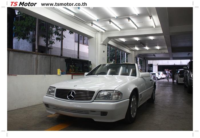 IMG 5167 Mercedes Benz SL500 Color Change