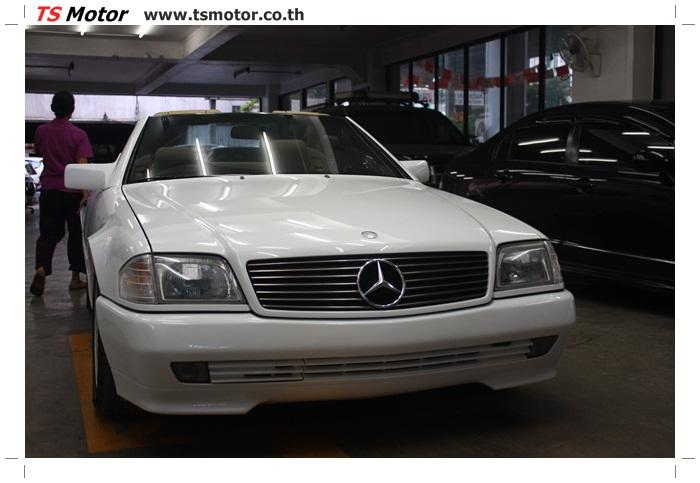 IMG 5171 Mercedes Benz SL500 Color Change
