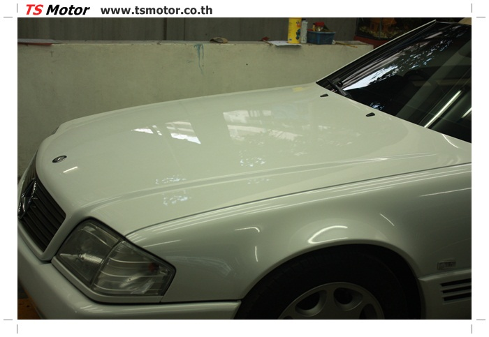 IMG 5181 Mercedes Benz SL500 Color Change