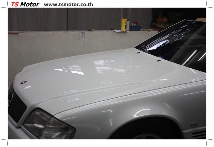 IMG 5182 Mercedes Benz SL500 Color Change