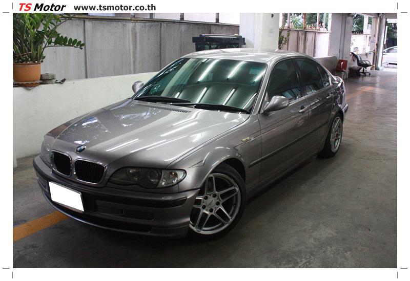 IMG 5359 งานซ่อม BMW ซีรีย์ 3 E46 สี บรอนซ์ทอง ซ่อมสีชิ้นส่วนต่างๆ