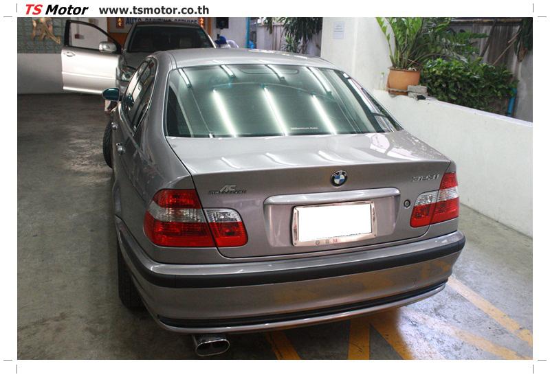 IMG 5361 งานซ่อม BMW ซีรีย์ 3 E46 สี บรอนซ์ทอง ซ่อมสีชิ้นส่วนต่างๆ