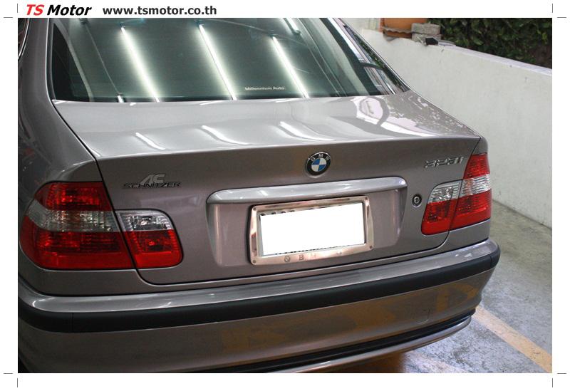 IMG 5362 งานซ่อม BMW ซีรีย์ 3 E46 สี บรอนซ์ทอง ซ่อมสีชิ้นส่วนต่างๆ