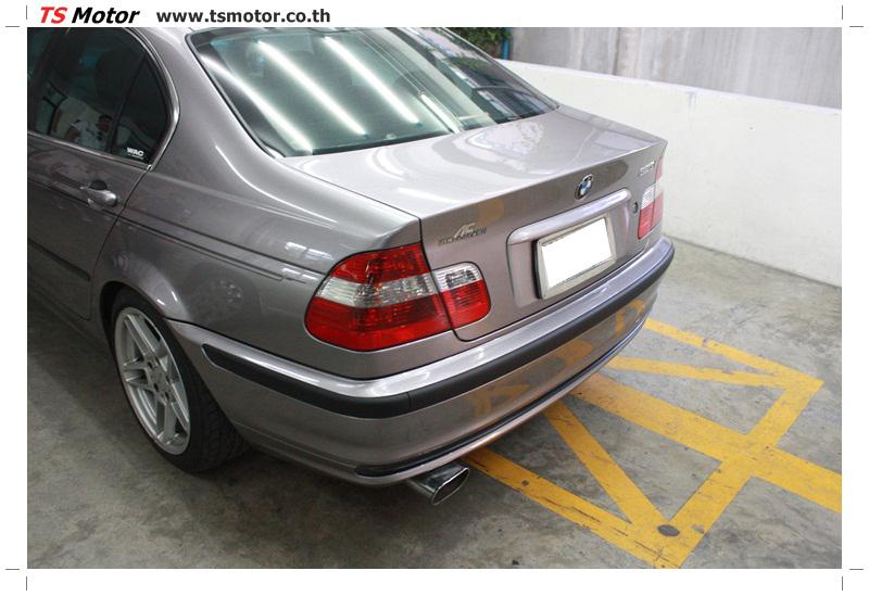 IMG 5363 งานซ่อม BMW ซีรีย์ 3 E46 สี บรอนซ์ทอง ซ่อมสีชิ้นส่วนต่างๆ
